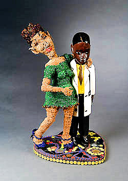 Race Gender Politics Mixed Media