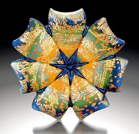 Rachel Carren, William Morris Sebo Brooch, 2009