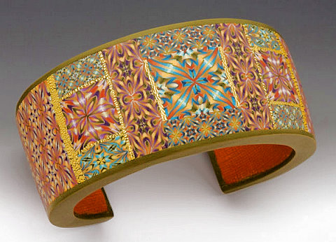 Sandra McCaw, Persian Cuff, 2007