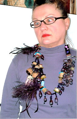 Ugly Necklace Learn To Bead