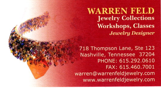 The importance of self promotion learn to bead if you are a jewelry designer who has ambitions to have your work publicized in books or magazines or to be accepted into a juried show or exhibit colourmoves